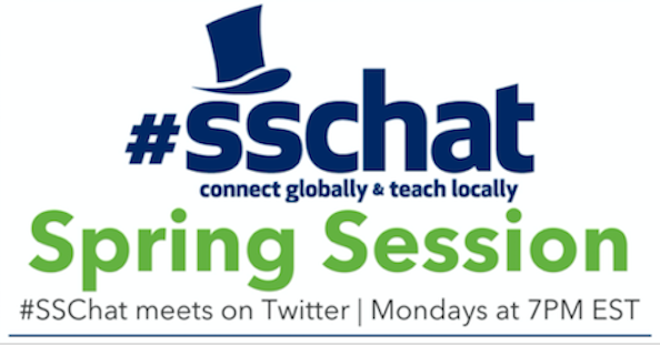 Announcing the #SSChat Spring Session!